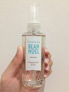 Travel Body Mist