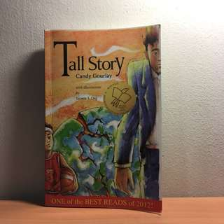 Tall Story (by Candy Gourlay)