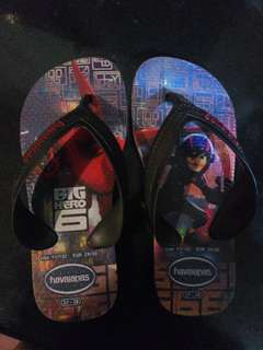 Original Havaianas Slippers 3-4 yrs old
