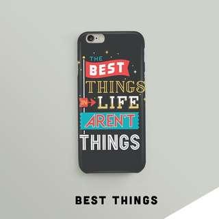 Best Things Casing