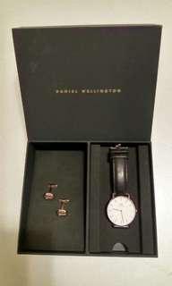 DW手錶&袖口禮盒(36mm)