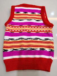 Knitted Vest / Outerwear (12m)