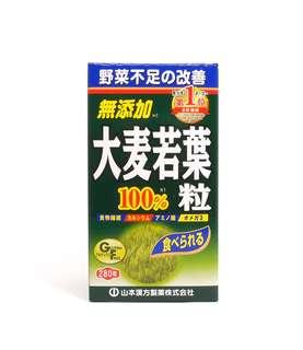 大麥若葉青汁顆粒100% 280粒
