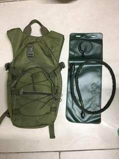 Hydration bagpack