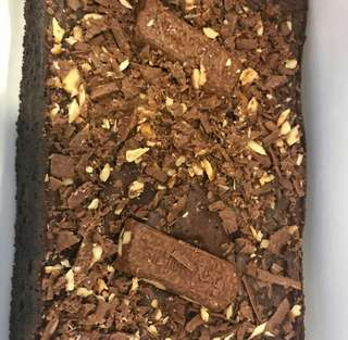 BROWNIES SILVERQUEEN