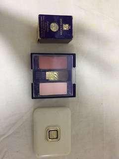 Estee Lauder purple ice cube Make Up set USA free bag