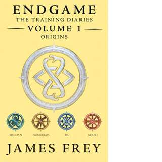 Origins (Endgame: The Training Diaries #1) by James Frey