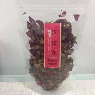 Rose Bud Flower Tea