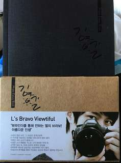 Infinite L' s Bravo Viewiful 金明洙個人攝影集