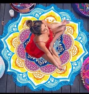 Mandala Tapestry 150cm