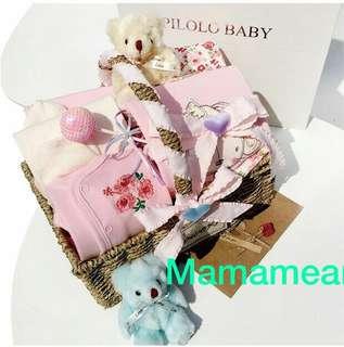 baby girl gift set 0-24m