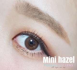 Polkadotz Lens (Mini Hazel)