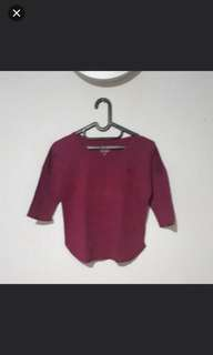 Kaos Old Navy purple