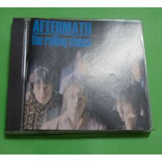 CD THE ROLLING STONES : AFTERMATH ALBUM (2008) MICK JAGGER