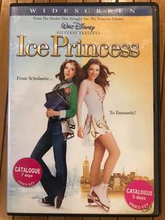 DVD Disney Ice Princess