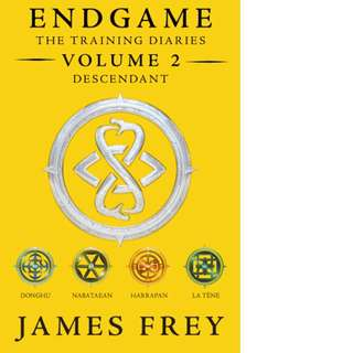 Descendant (Endgame: The Training Diaries #2) by James Frey