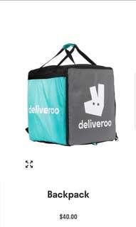 Deliveroo Thermal Big Backpack