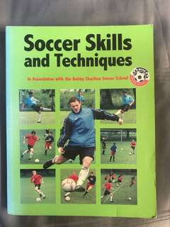 Soccer Skills and Techniques Book
