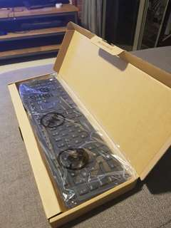 Set fire to your rain with A Dell Keyboard. KB216T Brand new for sale.