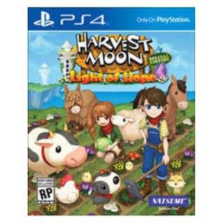PS4 Harvest Moon: Light of Hope