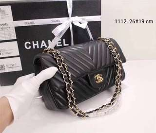 Chanel chevron