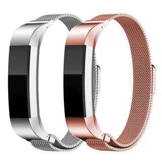 FITBIT ALTA - Milanese Band (Only straps)