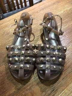 🚚 果凍涼鞋
