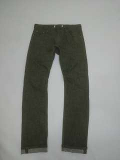 Plac Jeans Selvedge