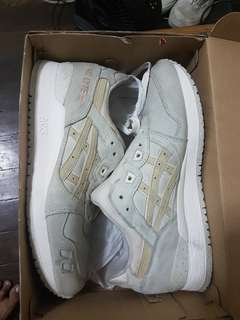 Asics Rose Gold