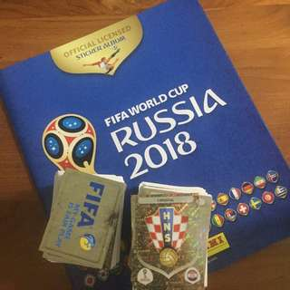 SELL/TRADE PANINI FIFA WORLD CUP WC 2018 STICKERS