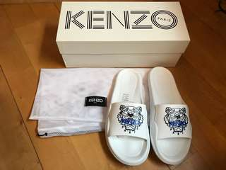 Kenzo 拖鞋slipper