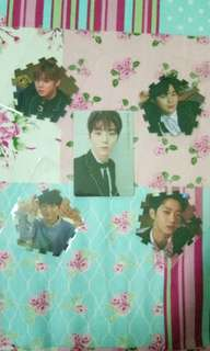 WTS WANNA ONE I Promise You Photocard Tazo