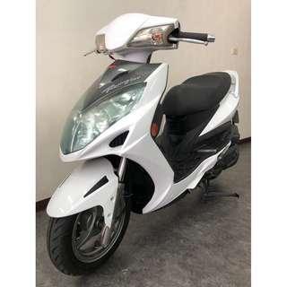 【良右二輪量販】KYMCO 光陽 雷霆 150 2009年『批發車』貸款 分期 中古車 二手車 機車 代步車