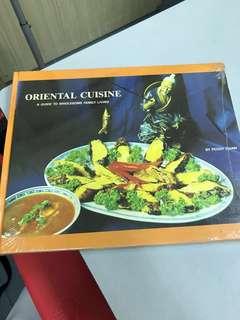 Cook books - Oriental Cuisine
