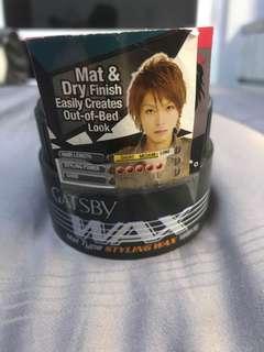 Gatsby Matt Type Styling Wax