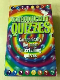 Quizzes- A to Z quizzes; 4 letter word quizzes; celebrity quizzes; three of a kind quizzes; when, where, what quizzes; quiz lists quizzes; initial quizzes; answer link quizzes
