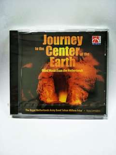 Journey To The Center Of The Earth (Wind Music from the Netherlands)