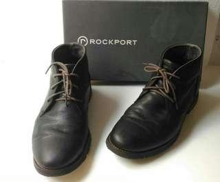 Sepatu Rockport boots type Ledge hill 2 chuka