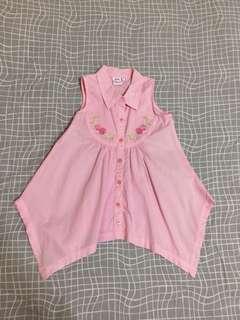 Disney Princess blouse (6 to 8yo)