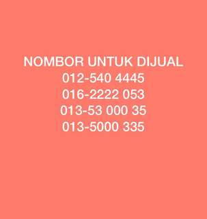 VIP PHONE NUMBER