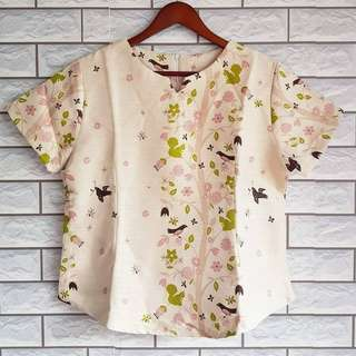 Vii bird tree top XL