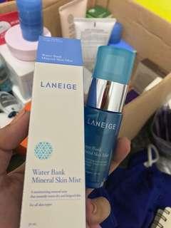 Laneige Water Bank Mineral Mist