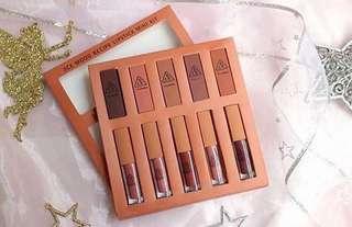 3ce Lipstick & Lipcream Set