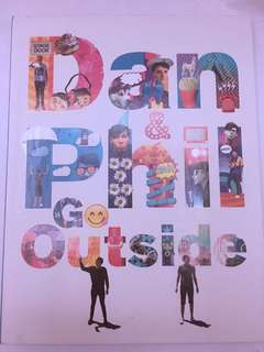 Dan and Phil Go Outside [UNUSED BOOK]