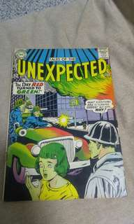 Silver Age DC Comics Tales of Unexpected