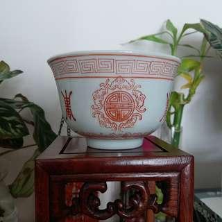 50'年代珊瑚紅杯