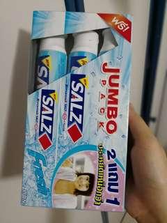 Jumbo SALT teeth plaster