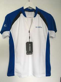 Forza Zip Athletic Shirt