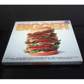 'BIGGER' 19 Hits In One Super Value Album (CD)