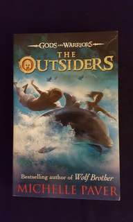 Gods and Warriors ~ The Outsiders (book 1) by Michelle Paver